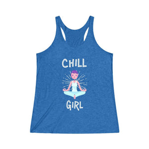 Chill Girl Tank Top - YogaCentric.life