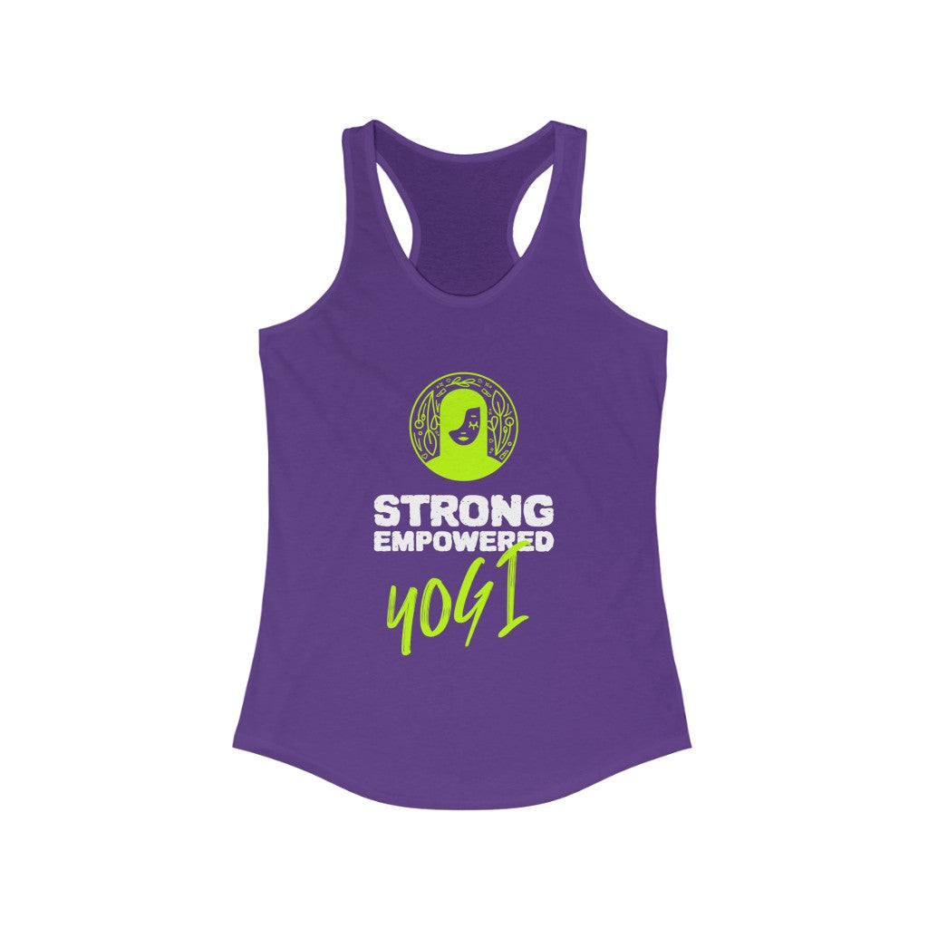 Strong Empowered Yogi Tank Top