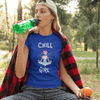Chill Girl T-shirt - YogaCentric.life