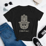 I See It All T-shirt - YogaCentric.life