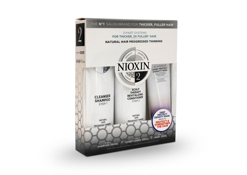 Nioxin System 2 Treatment Trio