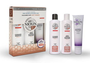 Nioxin System 3 Treatment Trio