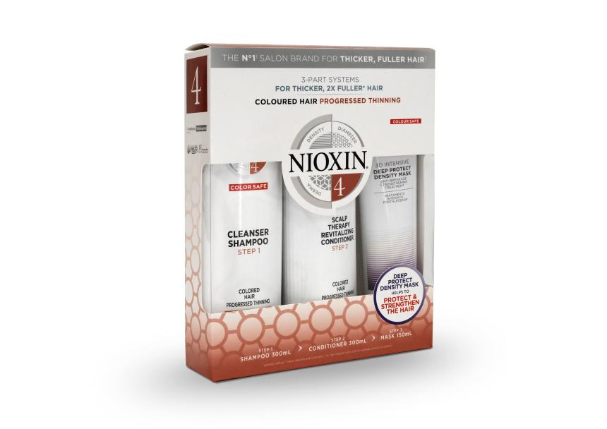 Nioxin System 4 Treatment Trio