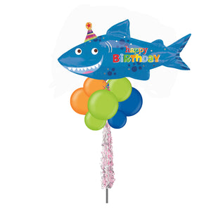 Birthday - Blue Shark