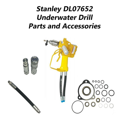 DL07652 Parts and Accessories