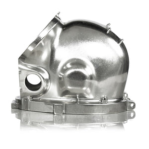 Kirby Morgan 560-517 Stainless Steel Helmet Shell
