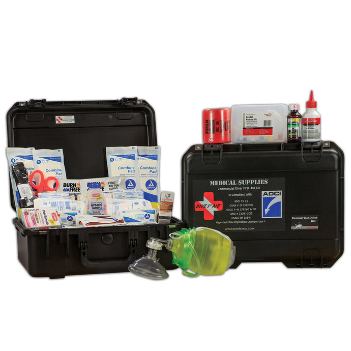Dive 1st Aid FAK360 Commercial Diver Kit