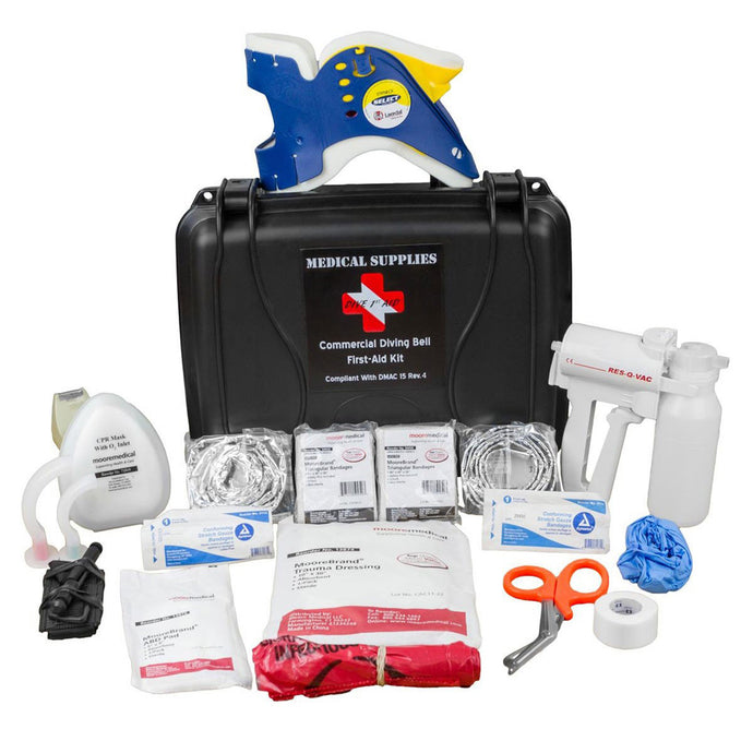 Dive 1st Aid FAK371 Commercial Diving Bell Kit