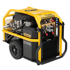 Stanley HP28B02 Dual Hydraulic Power Unit (Two 5 to 8 GPM Circuits)