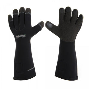 Northern Diver 5mm Hotwater Gauntlet Kevlar Gloves