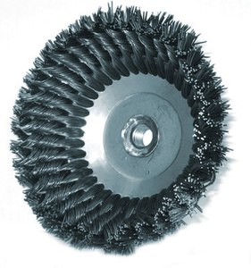 "6"" Heavy Duty Wire Cup Brush"