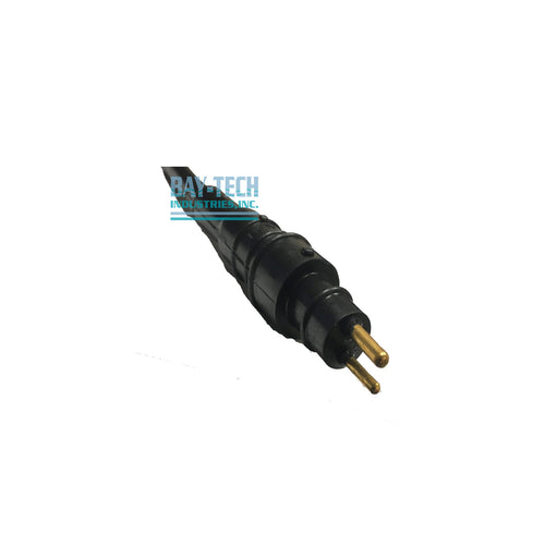 2 Pin Male RMG-2-MP Rubber Connector