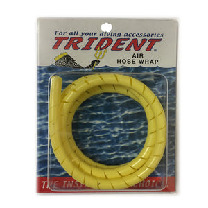 Trident Air Hose Wrap (Yellow)