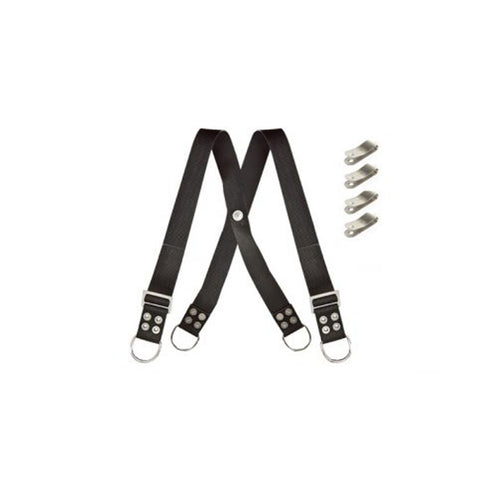 Commercial Diving Weight Belt Adjustable Shoulder Straps