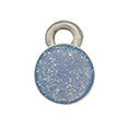 Lt Blue Dec Birthstone Charms - SamandNan