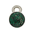 Green May Birthstone Charms - SamandNan