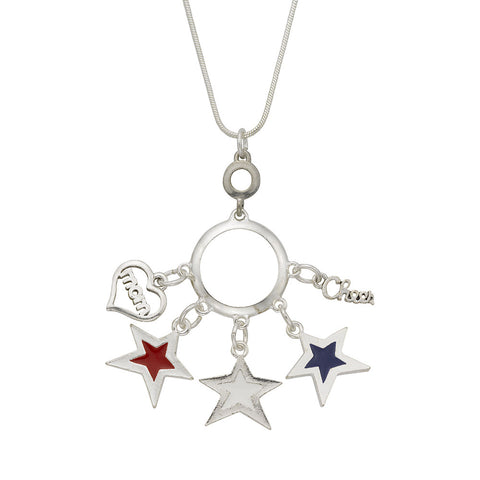 Cheer Mom Necklace - SamandNan