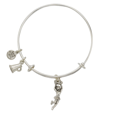 Cheerleader Bangle Bracelet - SamandNan - 1