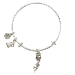 Cheerleader Bangle Bracelets - Catalog