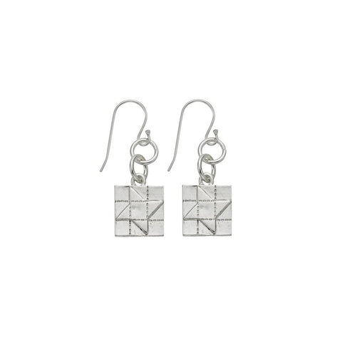 Friendship Star Earrings - SamandNan