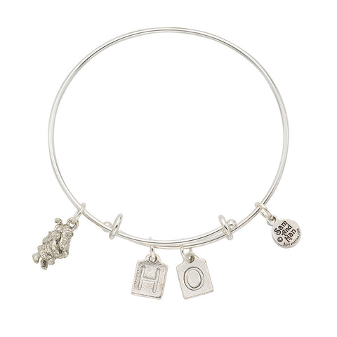 Santa HO Bangle Bracelet - SamandNan