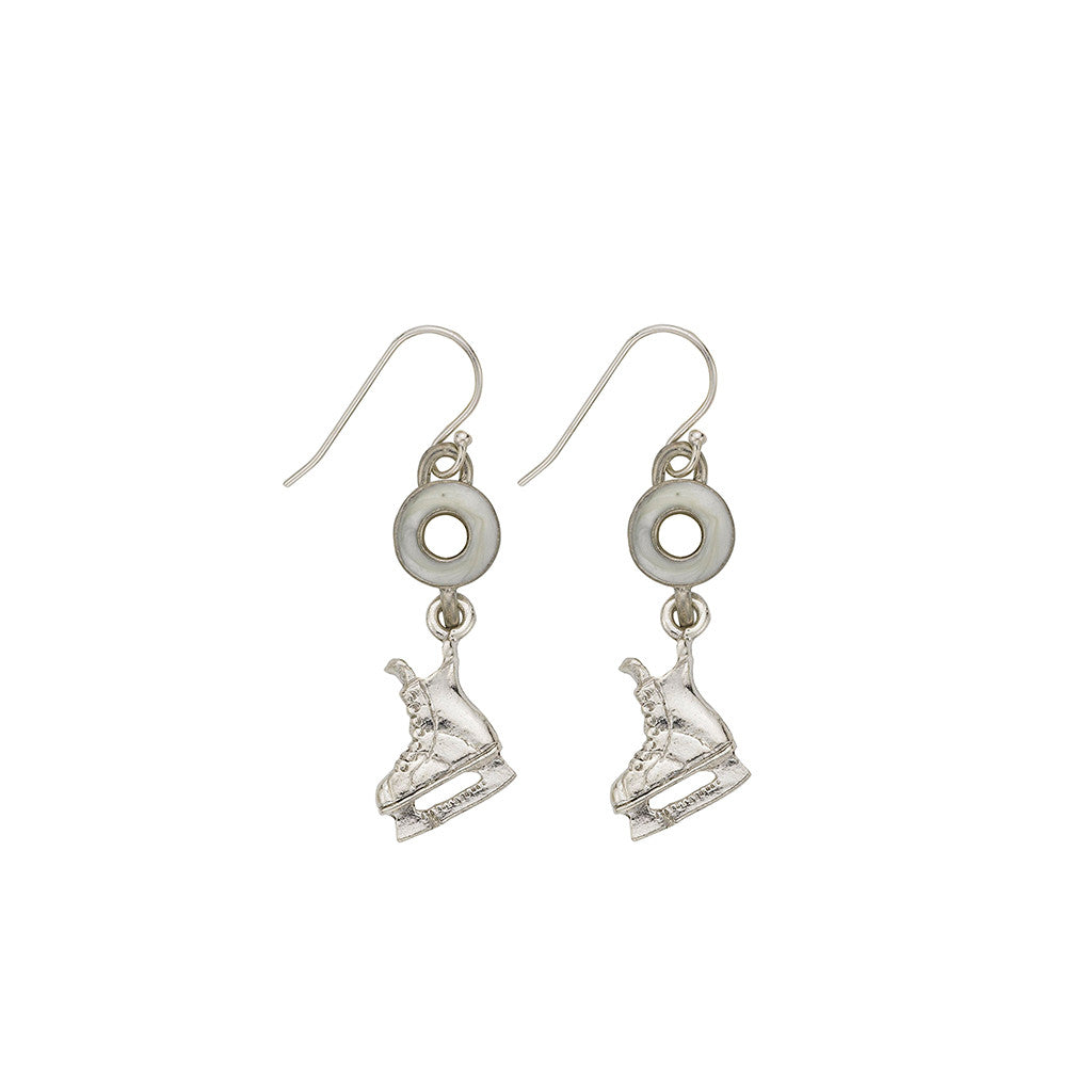 Ice Skate Earrings - SamandNan