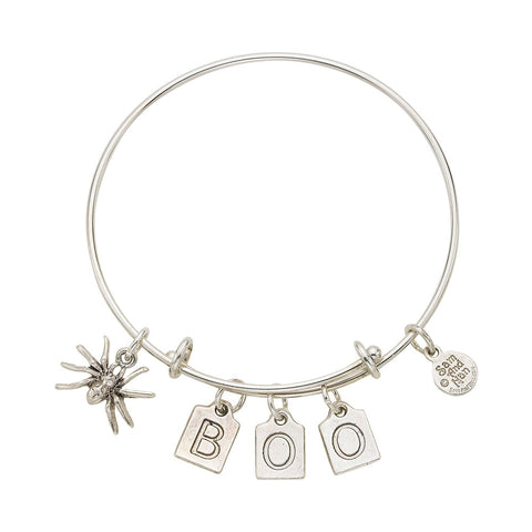 Spider - BOO Bangle Bracelet - SamandNan