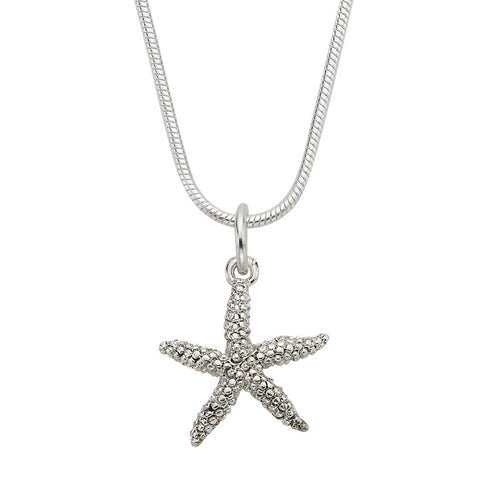Starfish Necklace - SamandNan