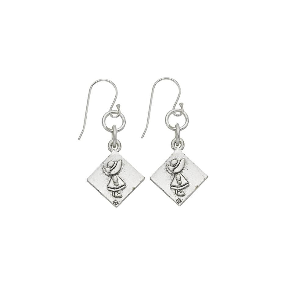 Sunbonnet Sue Earrings - SamandNan