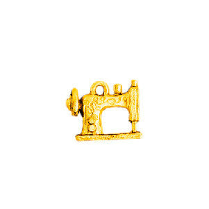 Sewing Machine Plated Gold - SamandNan