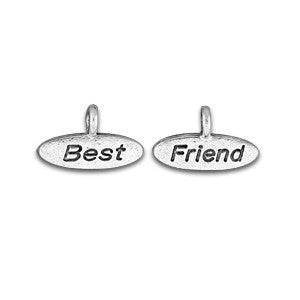 Best Friend Saying Charm - SamandNan