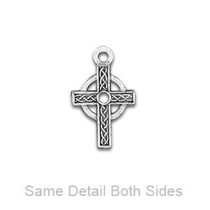 Celtic Round Cross - SamandNan