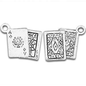 Playing Cards Charms - SamandNan