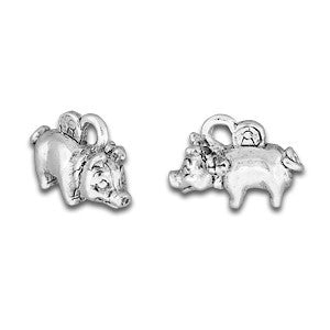 Piggy Bank Charms - SamandNan