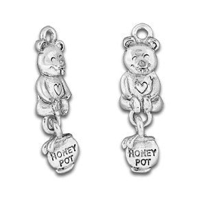 Honey Pot Linked Charm - SamandNan