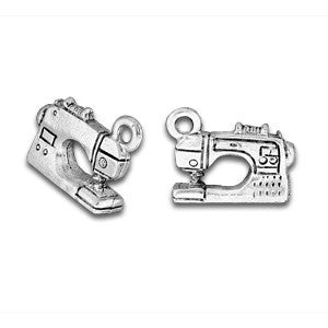 Modern Sewing Machine Charm - SamandNan