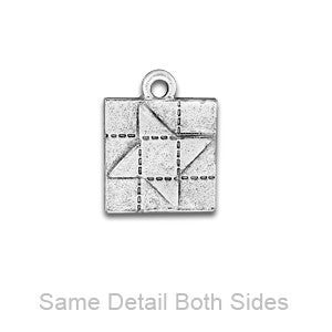 Friendship Star Quilt Block Charm - SamandNan
