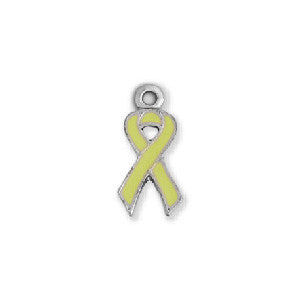 Yellow Sarcoma Ribbon - SamandNan