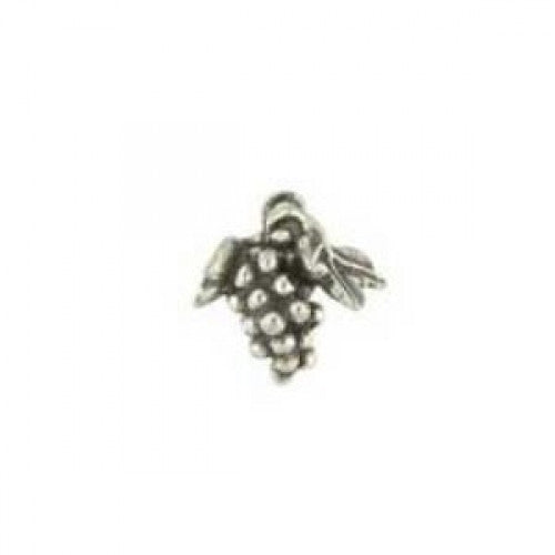Sterling Silver Grape Charms - SamandNan