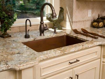 How to maintain your granite counter top or floor.