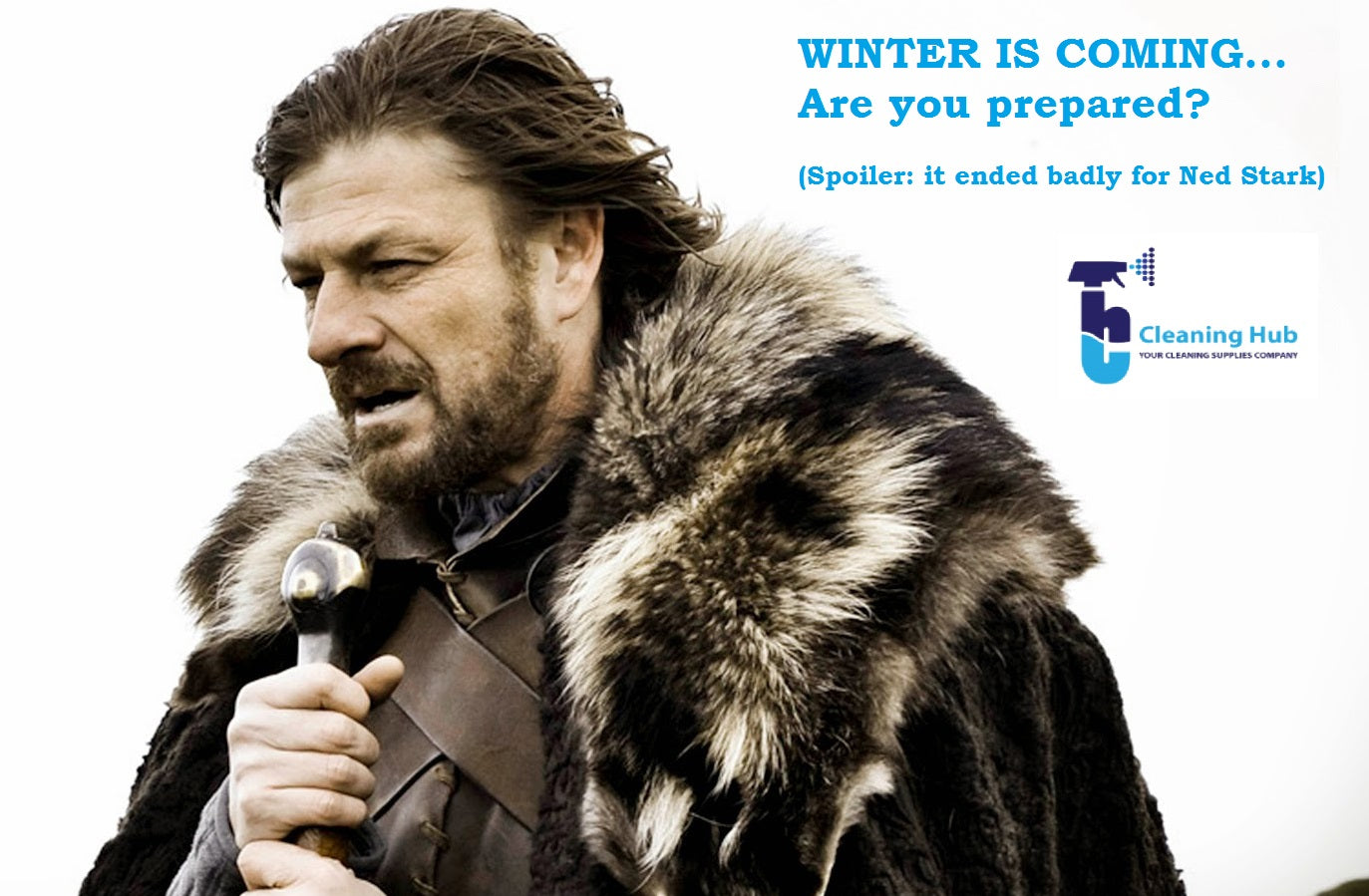 Winter Is Coming... 5 Things You Need To Do To Avoid Dying