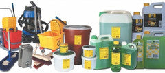 cleaning chemicals and equipment at wholesale prices