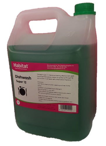 Dish wash liquid 5L