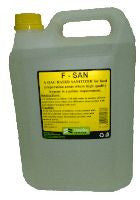Food Safe Sanitiser 5L - Cleaning Hub Centurion.Your Cleaning Supplies Company.