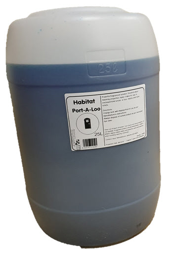 Habitat Port-A-Loo - Cleaning Hub Centurion.Your Cleaning Supplies Company.