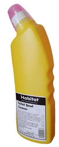 Habitat Toilet Bowl cleaner - Cleaning Hub Centurion.Your Cleaning Supplies Company.