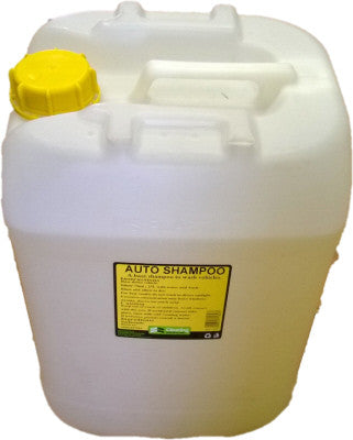 Vehicle Shampoo 25L - Cleaning Hub Centurion.Your Cleaning Supplies Company.