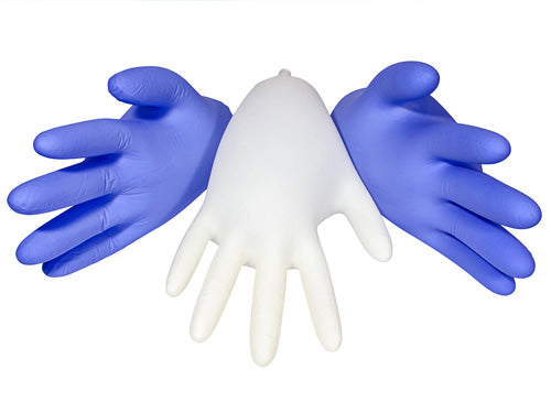 Latex Exam gloves - Cleaning Hub Centurion.Your Cleaning Supplies Company.