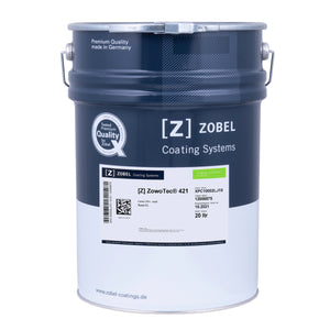 Zowotec 421 Exterior Clear Top Coat (10 Litre)
