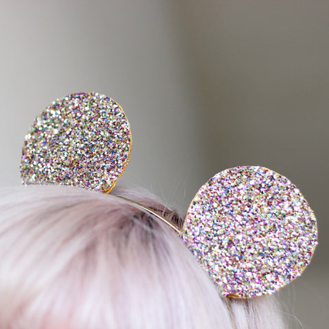 Mouse Ears - Gold